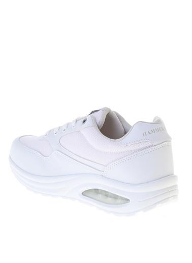 Hammer Jack Hammer Jack Beyaz  Sneaker Beyaz